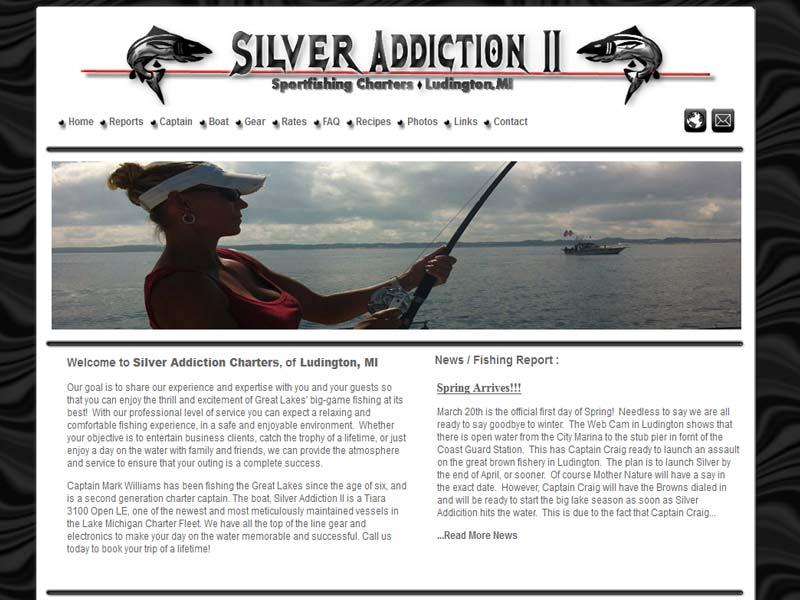 Silver Addiction II Charters