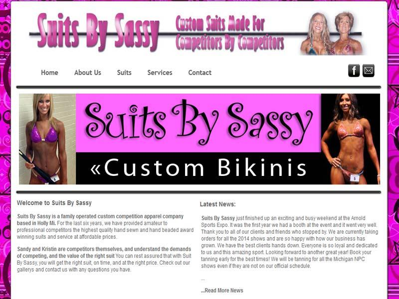 Suits By Sassy